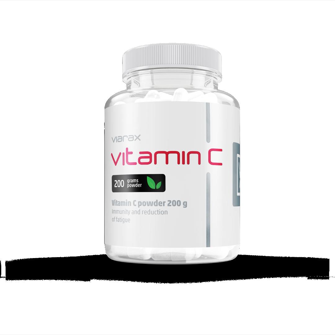 Viarax Powdered Vitamin C