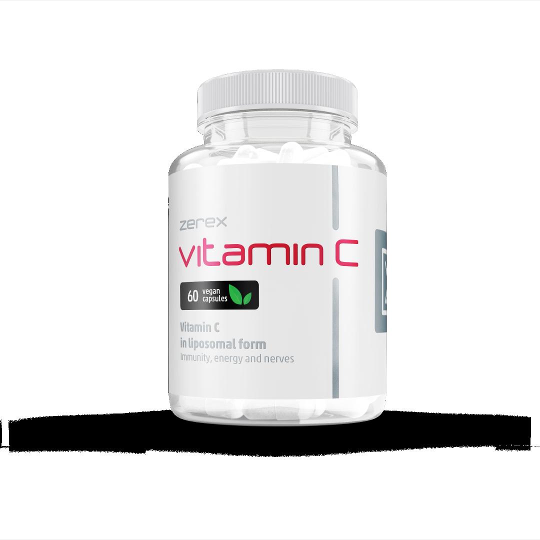 Viarax Liposomal Vitamin C + Bioflavonoids